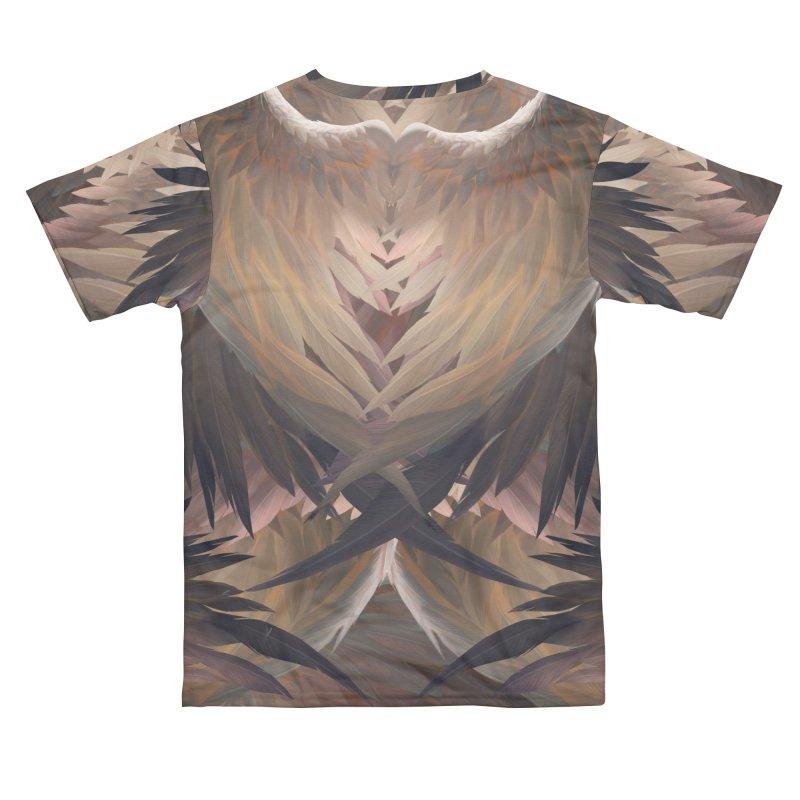 Earth Angel All Over Print Shirt Men's Cut & Sew by Official Loc Saint Music Merch
