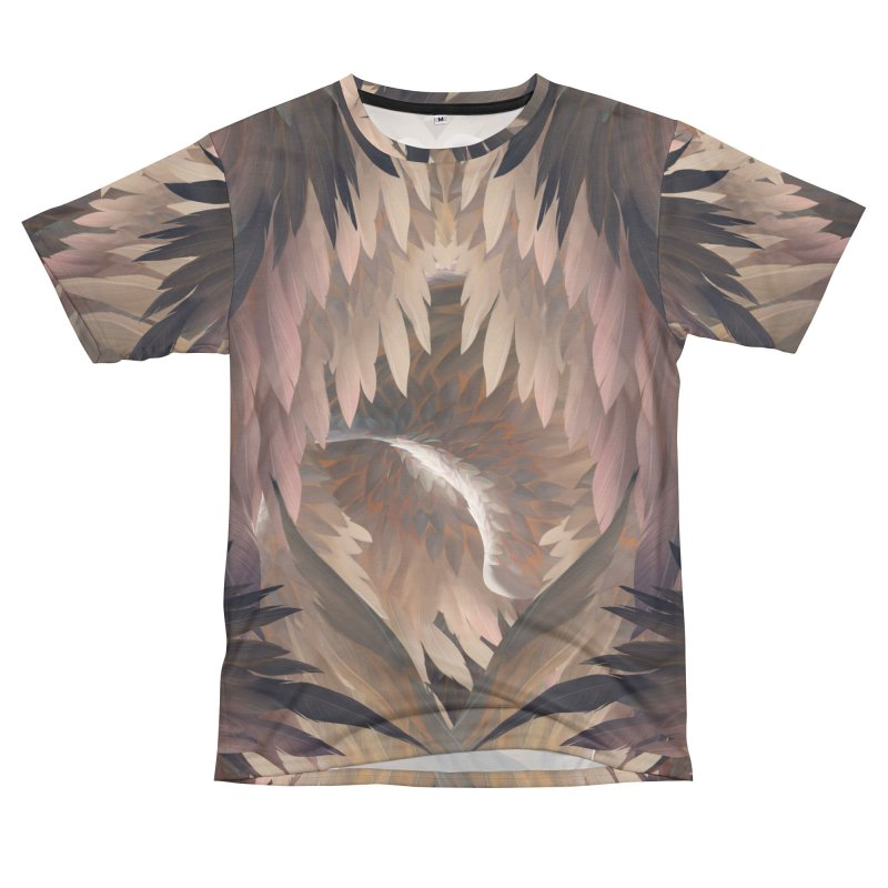Earth Angel All Over Print Shirt in Men's T-Shirt Cut & Sew by Official Loc Saint Music Merch