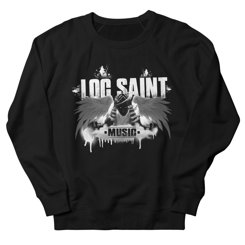 Loc Saint Music Classic Men's Sweatshirt by Official Loc Saint Music Merch