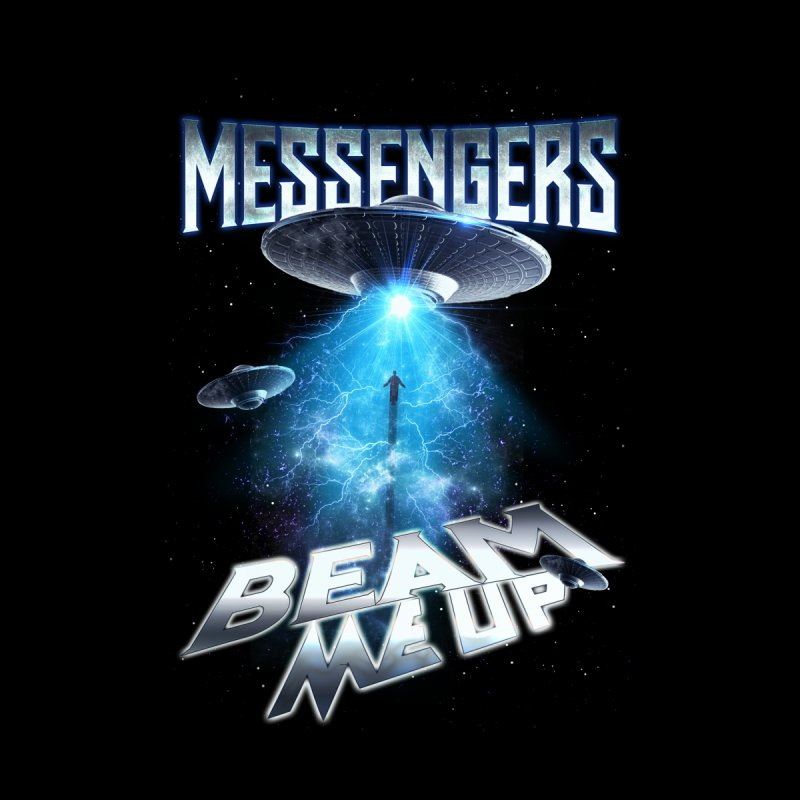"Messengers ""Beam Me Up"" Kids Baby Longsleeve Bodysuit by Official Loc Saint Music Merch"