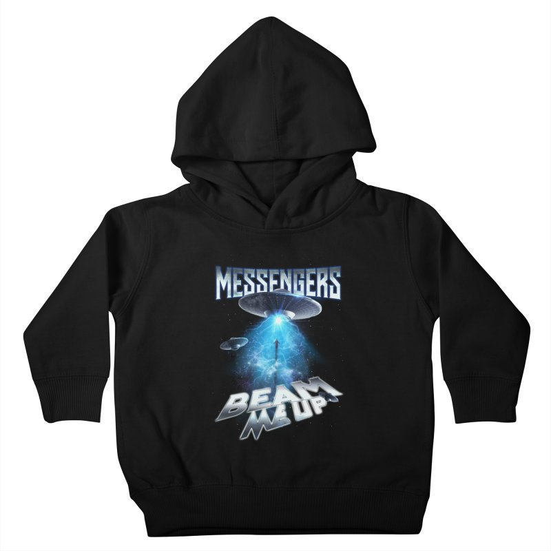 "Messengers ""Beam Me Up"" Kids Toddler Pullover Hoody by Official Loc Saint Music Merch"