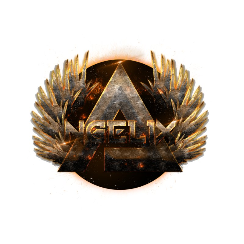"""""""Angelix"""" Symbolic by Official Loc Saint Music Merch"""