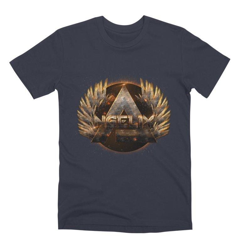 """""""Angelix"""" Symbolic Men's Premium T-Shirt by Official Loc Saint Music Merch"""