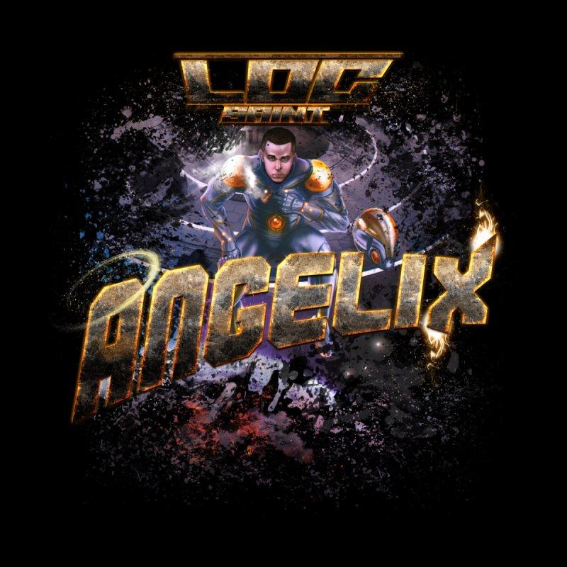 "Angelix ""Comic"" by Official Loc Saint Music Merch"