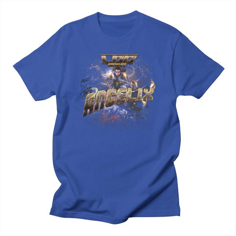 """Angelix """"Comic"""" Men's Regular T-Shirt by Official Loc Saint Music Merch"""