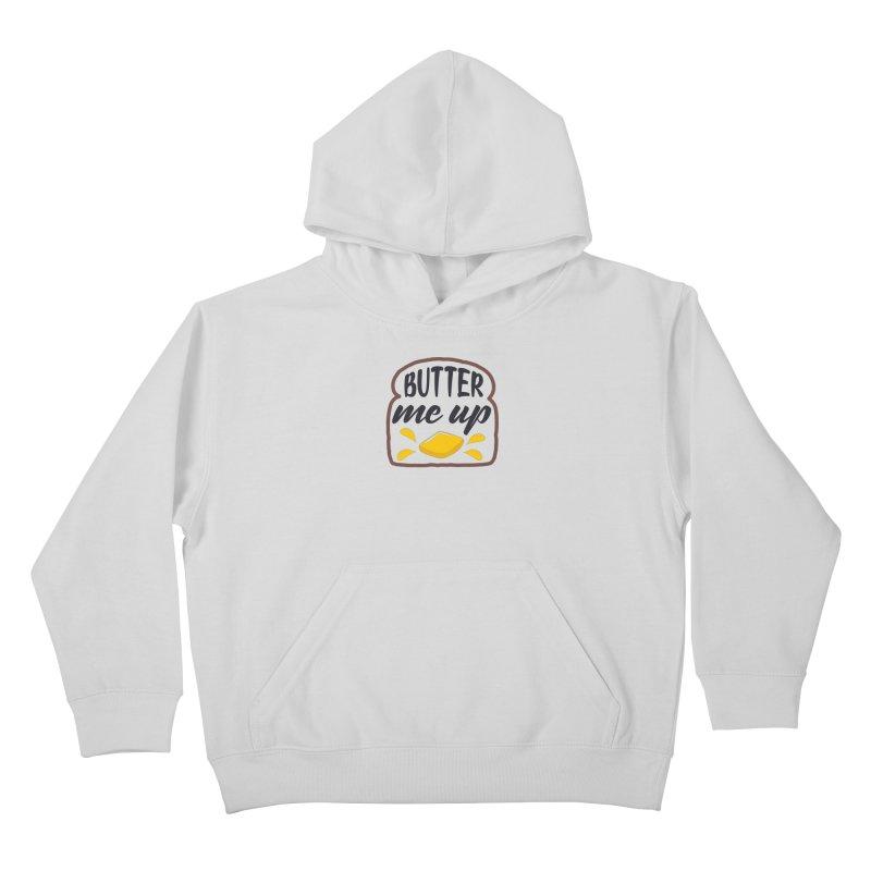Butter Me Up Kids Pullover Hoody by Logo Gear & Logo Wear
