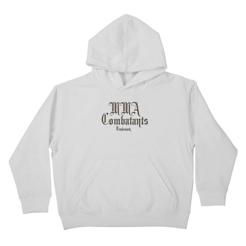 MMA Combatants Trademark Apparel Kids Pullover Hoody by Logo Gear & Logo Wear