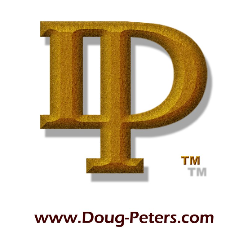 Doug Peters' Trademark & Artist's Mark by Logo Gear & Logo Wear