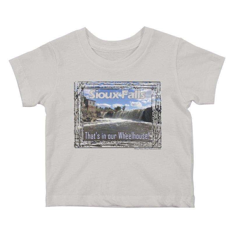 Sioux Falls - That's in our Wheelhouse! Kids Baby T-Shirt by Logo Gear & Logo Wear