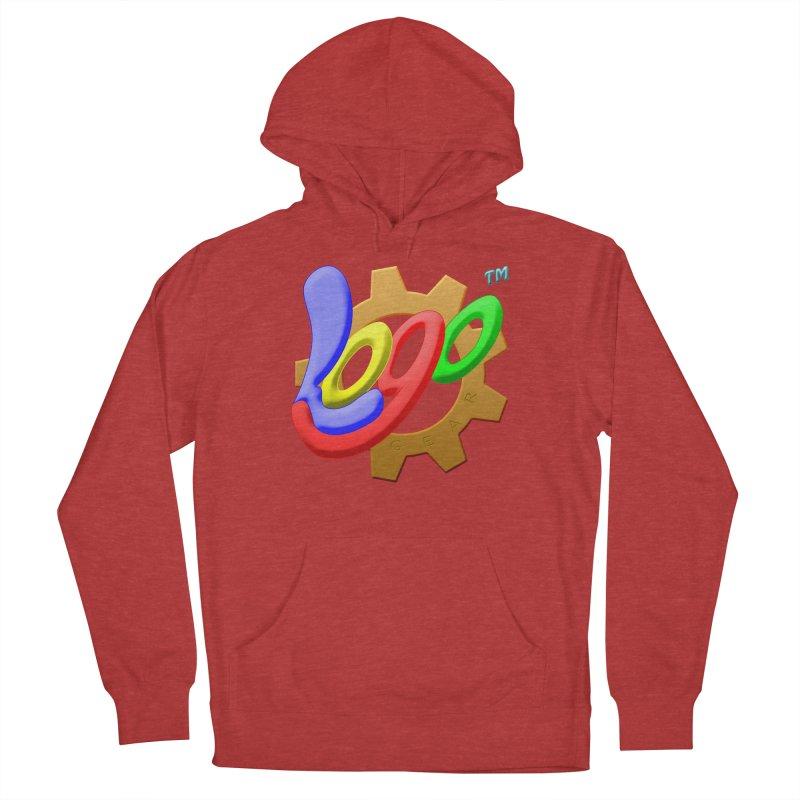 Logo Gear TM - for Your Wear & Gear Men's French Terry Pullover Hoody by Logo Gear & Logo Wear