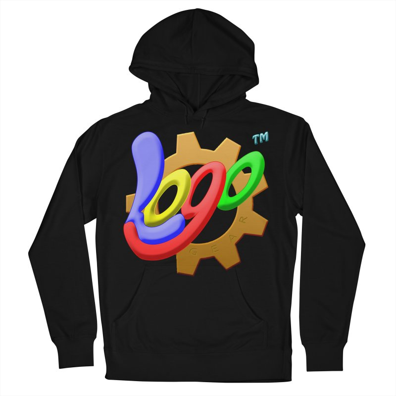 Logo Gear TM - for Your Wear & Gear Women's French Terry Pullover Hoody by Logo Gear & Logo Wear
