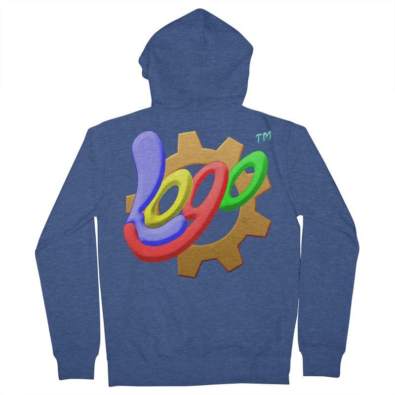 Logo Gear TM - for Your Wear & Gear Women's French Terry Zip-Up Hoody by Logo Gear & Logo Wear