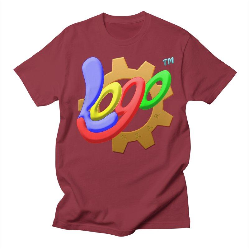 Logo Gear TM - for Your Wear & Gear Women's Regular Unisex T-Shirt by Logo Gear & Logo Wear