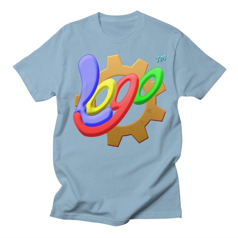 Logo Gear TM - for Your Wear & Gear Men's T-Shirt by Logo Gear & Logo Wear
