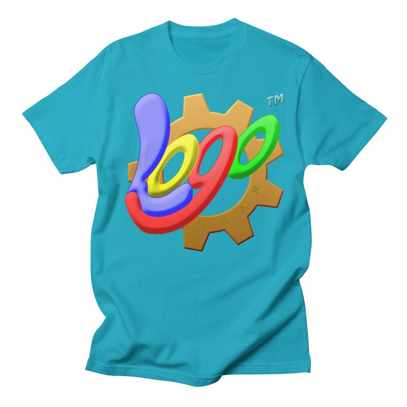 Logo Gear TM - for Your Wear & Gear Women's Regular Unisex T-Shirt by Logo Gear & Logo Wear