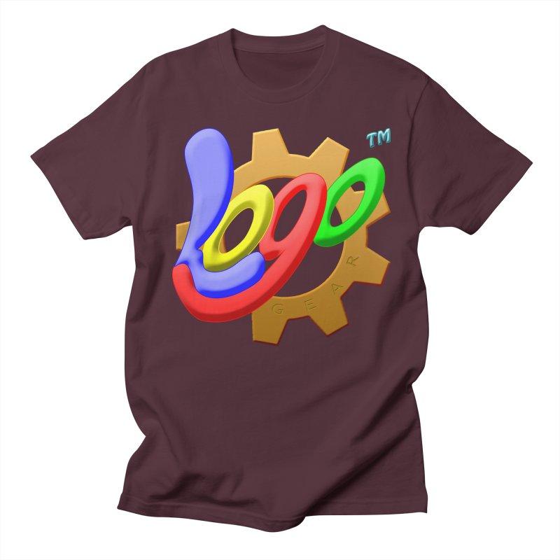 Logo Gear TM - for Your Wear & Gear Women's Unisex T-Shirt by Logo Gear & Logo Wear