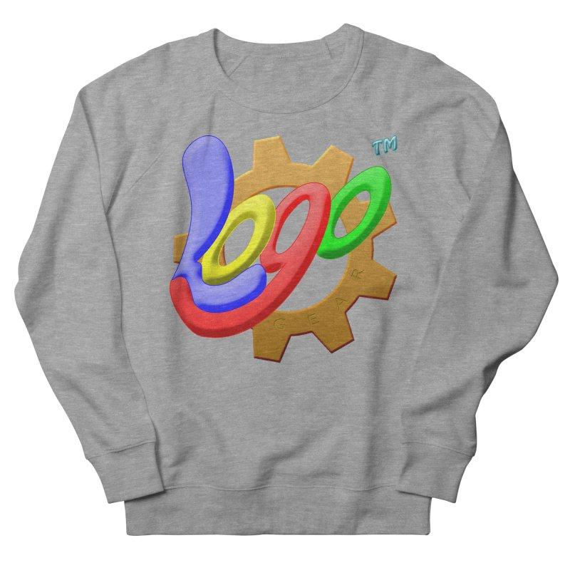 Logo Gear TM - for Your Wear & Gear Women's French Terry Sweatshirt by Logo Gear & Logo Wear