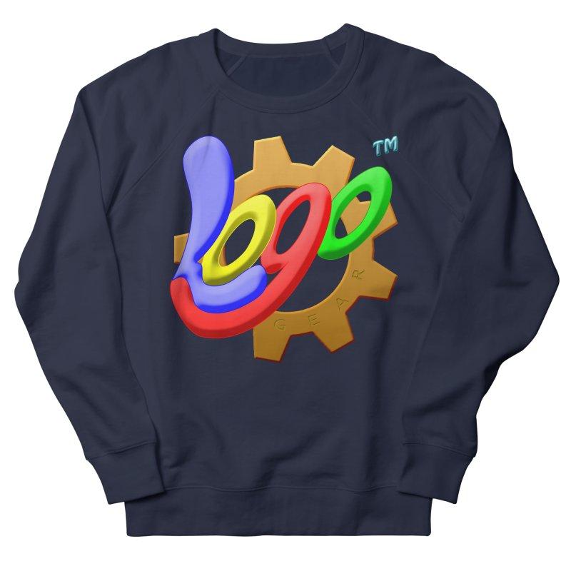 Logo Gear TM - for Your Wear & Gear Men's French Terry Sweatshirt by Logo Gear & Logo Wear