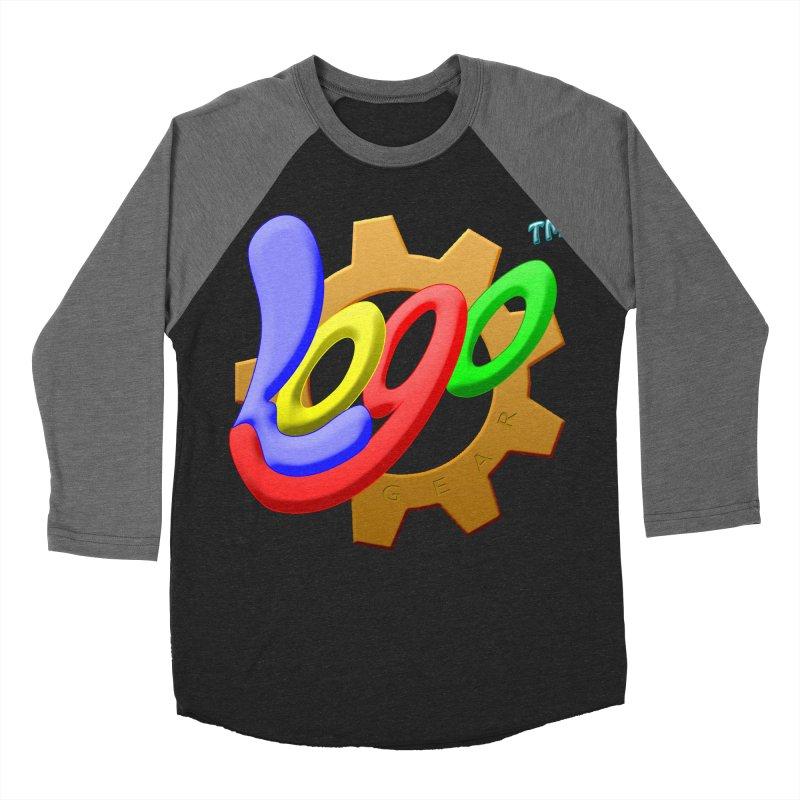 Logo Gear TM - for Your Wear & Gear Women's Baseball Triblend T-Shirt by Logo Gear & Logo Wear