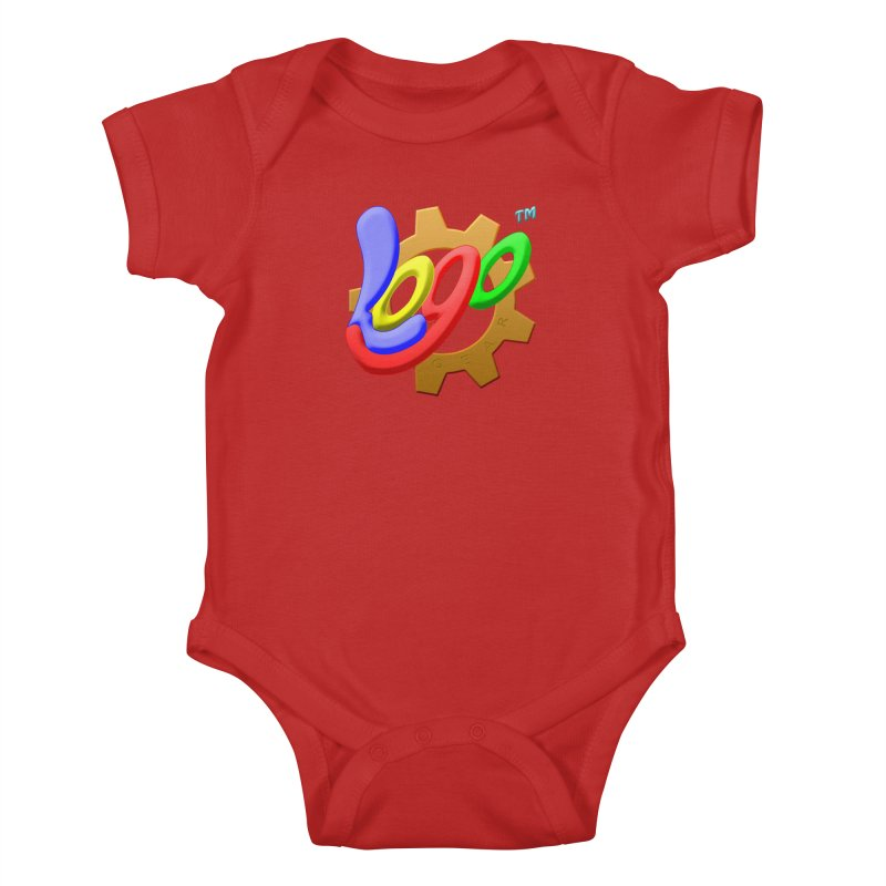 Logo Gear TM - for Your Wear & Gear Kids Baby Bodysuit by Logo Gear & Logo Wear