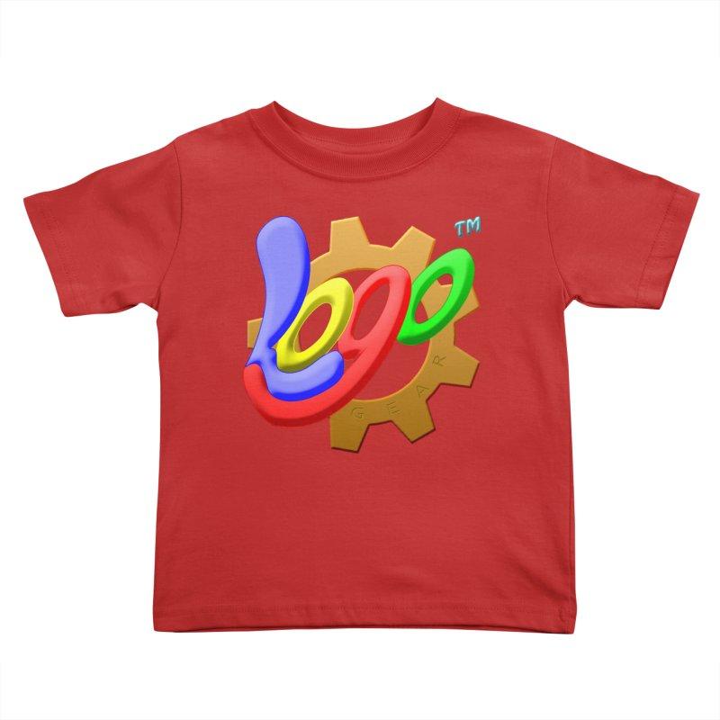 Logo Gear TM - for Your Wear & Gear Kids Toddler T-Shirt by Logo Gear & Logo Wear