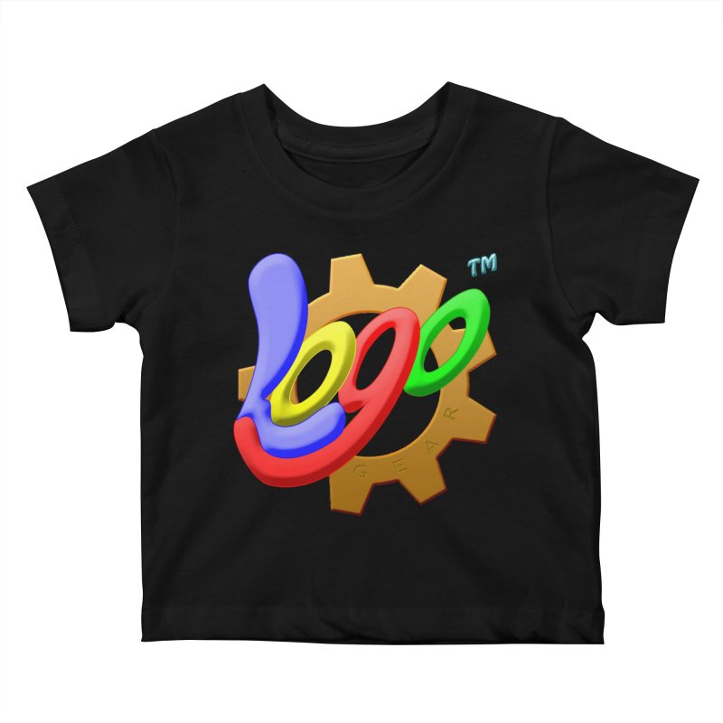 Logo Gear TM - for Your Wear & Gear Kids Baby T-Shirt by Logo Gear & Logo Wear