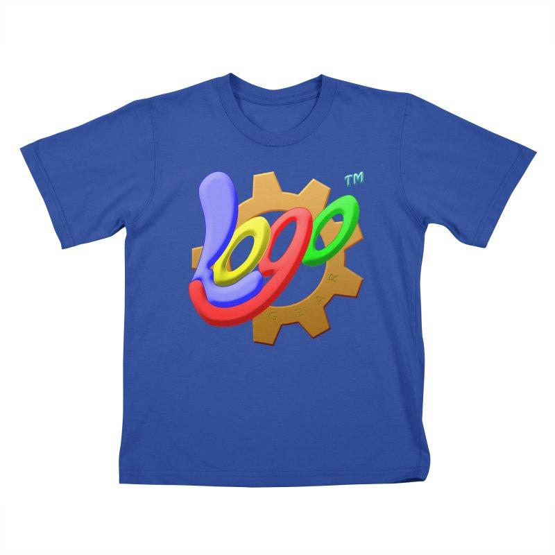 Logo Gear TM - for Your Wear & Gear Kids T-Shirt by Logo Gear & Logo Wear