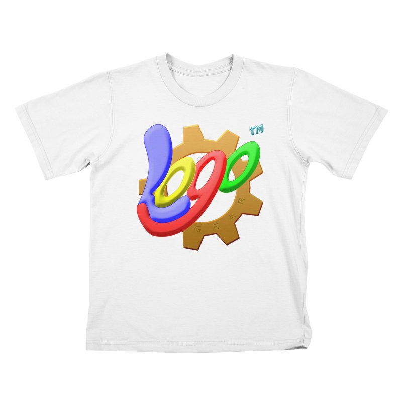 Logo Gear TM - for Your Wear & Gear Kids T-Shirt by Logo Gear & Logo Wear