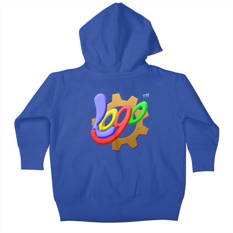 Logo Gear TM - for Your Wear & Gear Kids Baby Zip-Up Hoody by Logo Gear & Logo Wear