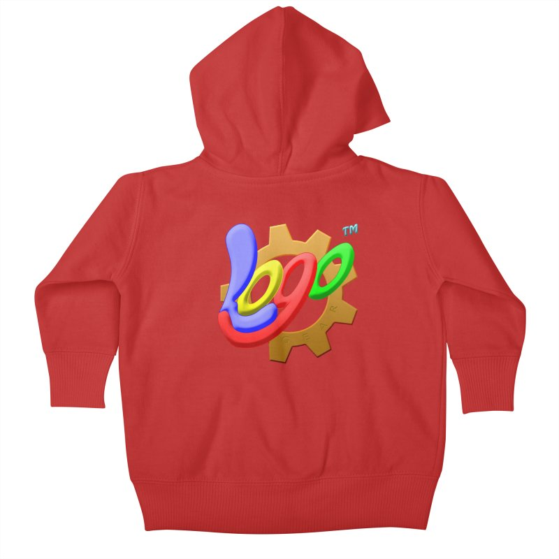 Logo Gear TM - for Your Wear & Gear Kids Baby Zip-Up Hoody by Logo Gear & Logo Wear