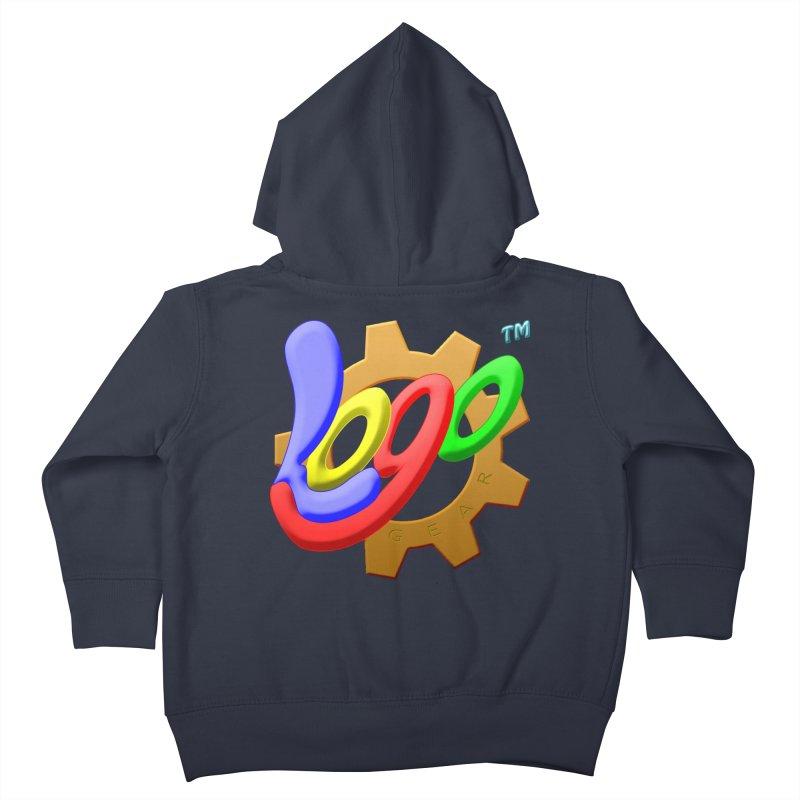 Logo Gear TM - for Your Wear & Gear Kids Toddler Zip-Up Hoody by Logo Gear & Logo Wear