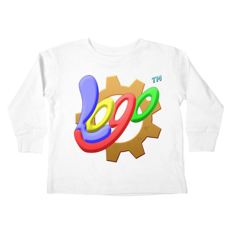 Logo Gear TM - for Your Wear & Gear Kids Toddler Longsleeve T-Shirt by Logo Gear & Logo Wear