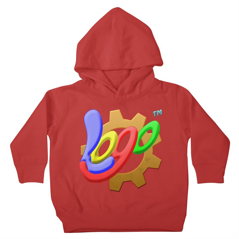 Logo Gear TM - for Your Wear & Gear Kids Toddler Pullover Hoody by Logo Gear & Logo Wear