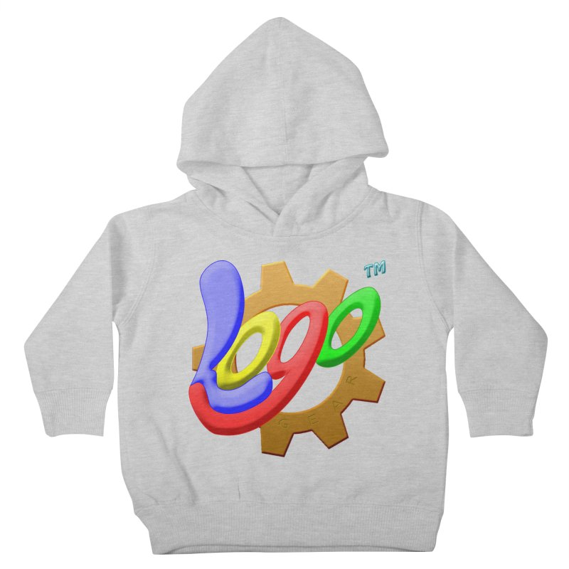 Logo Gear TM - for Your Wear & Gear Kids Toddler Pullover Hoody by Logo Gear & Logo Wear
