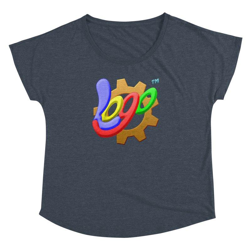 Logo Gear TM - for Your Wear & Gear Women's Dolman by Logo Gear & Logo Wear