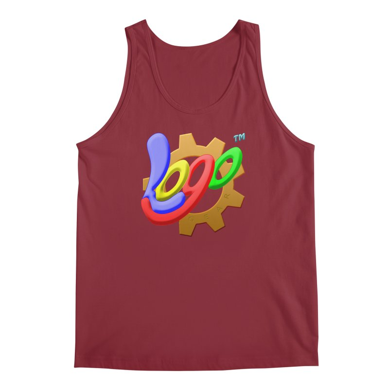 Logo Gear TM - for Your Wear & Gear Men's Regular Tank by Logo Gear & Logo Wear