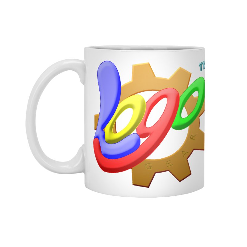 Logo Gear TM - for Your Wear & Gear Accessories Mug by Logo Gear & Logo Wear