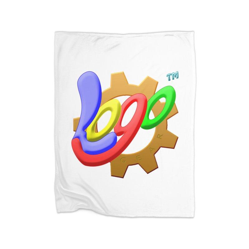 Logo Gear TM - for Your Wear & Gear Home Blanket by Logo Gear & Logo Wear
