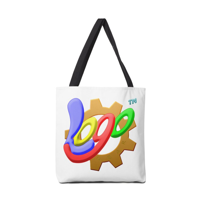 Logo Gear TM - for Your Wear & Gear Accessories Tote Bag Bag by Logo Gear & Logo Wear