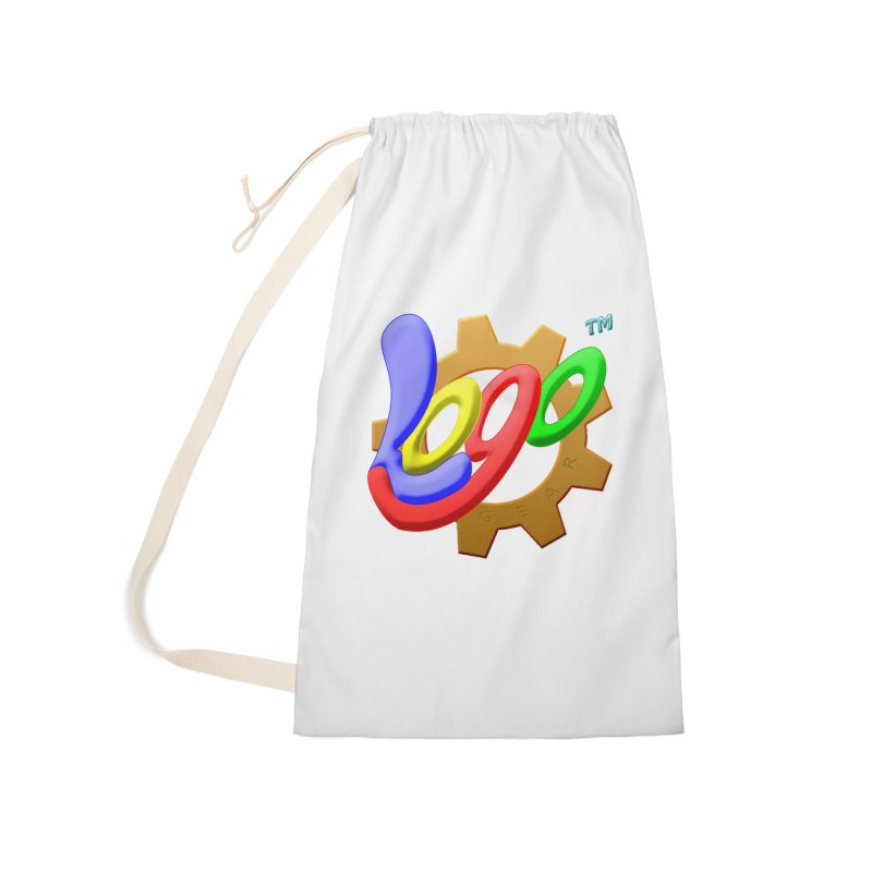 Logo Gear TM - for Your Wear & Gear Accessories Laundry Bag Bag by Logo Gear & Logo Wear