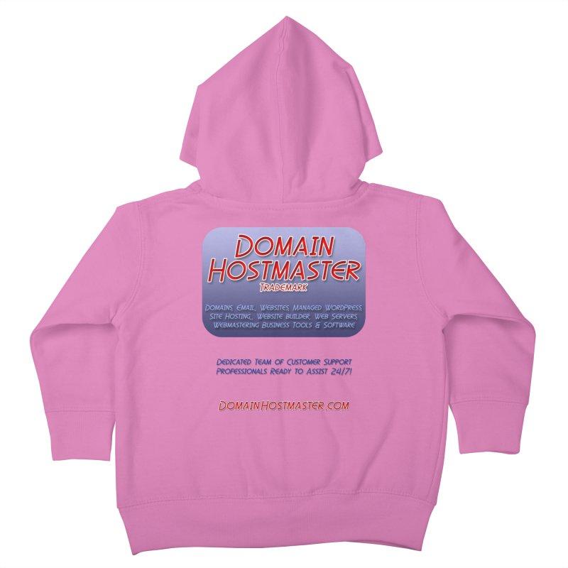 Domain Hostmaster Kids Toddler Zip-Up Hoody by Logo Gear & Logo Wear