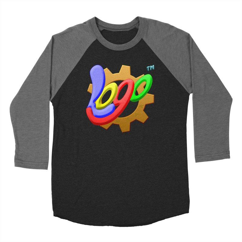 Logo Wear TM - for Wear & Gear Men's Baseball Triblend Longsleeve T-Shirt by Logo Gear & Logo Wear
