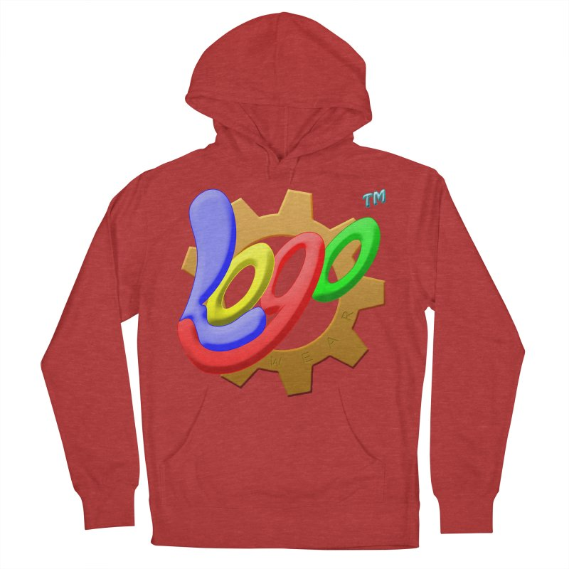 Logo Wear TM - for Wear & Gear Women's French Terry Pullover Hoody by Logo Gear & Logo Wear
