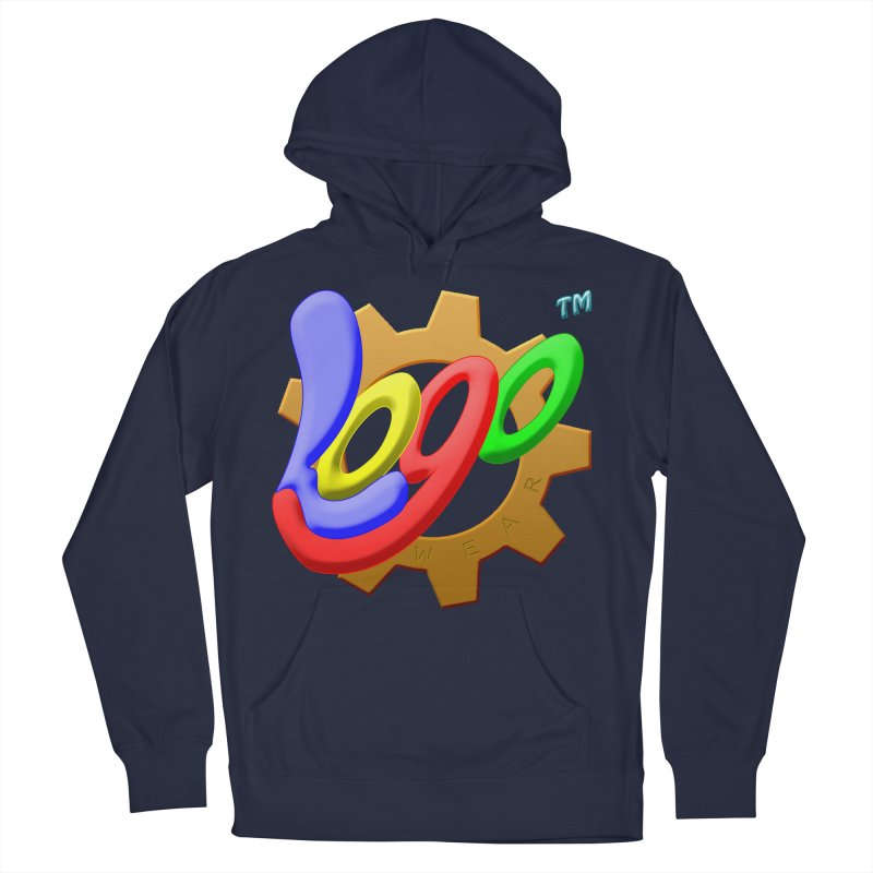 Logo Wear TM - for Wear & Gear Men's Pullover Hoody by Logo Gear & Logo Wear