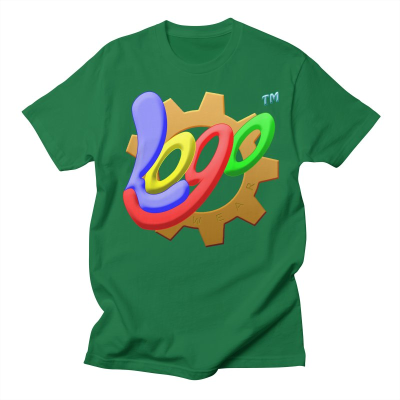 Logo Wear TM - for Wear & Gear Women's Regular Unisex T-Shirt by Logo Gear & Logo Wear
