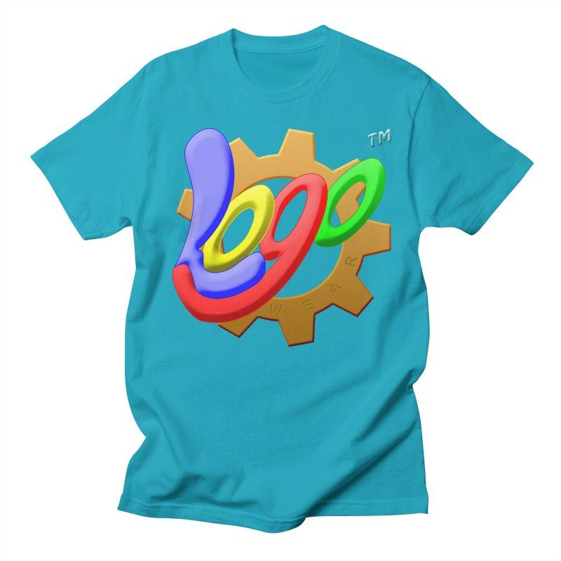 Logo Wear TM - for Wear & Gear Women's Regular Unisex T-Shirt by Logo Gear & Logo Wear
