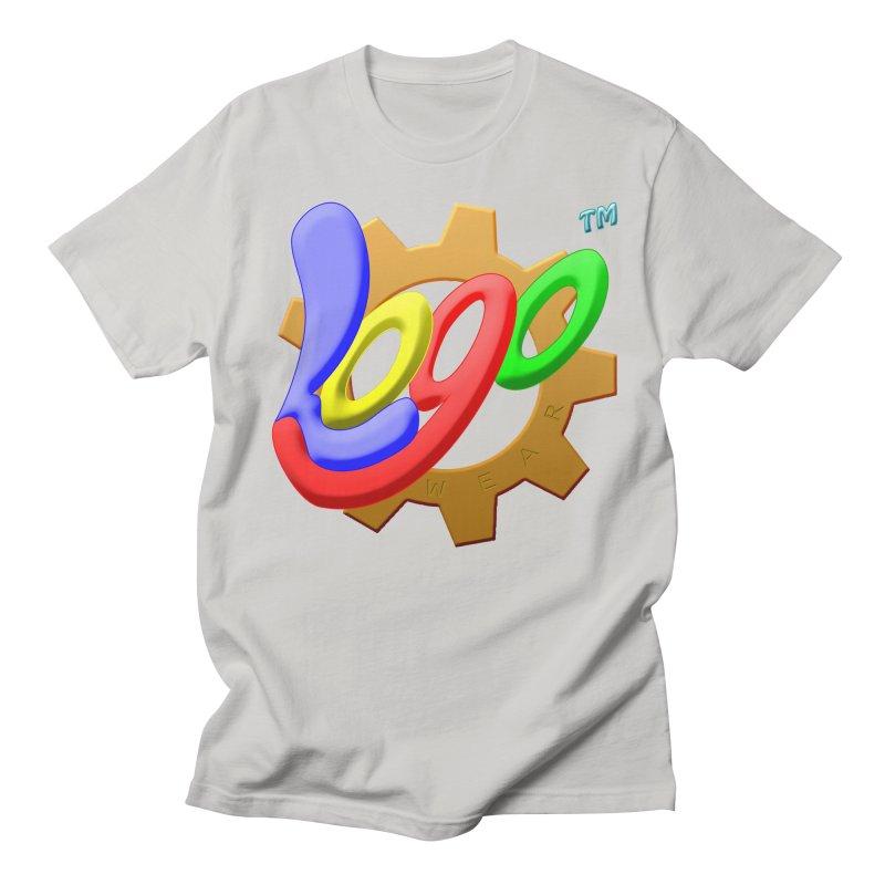 Logo Wear TM - for Wear & Gear Men's Regular T-Shirt by Logo Gear & Logo Wear