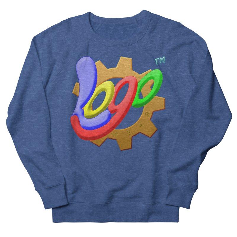 Logo Wear TM - for Wear & Gear Men's Sweatshirt by Logo Gear & Logo Wear