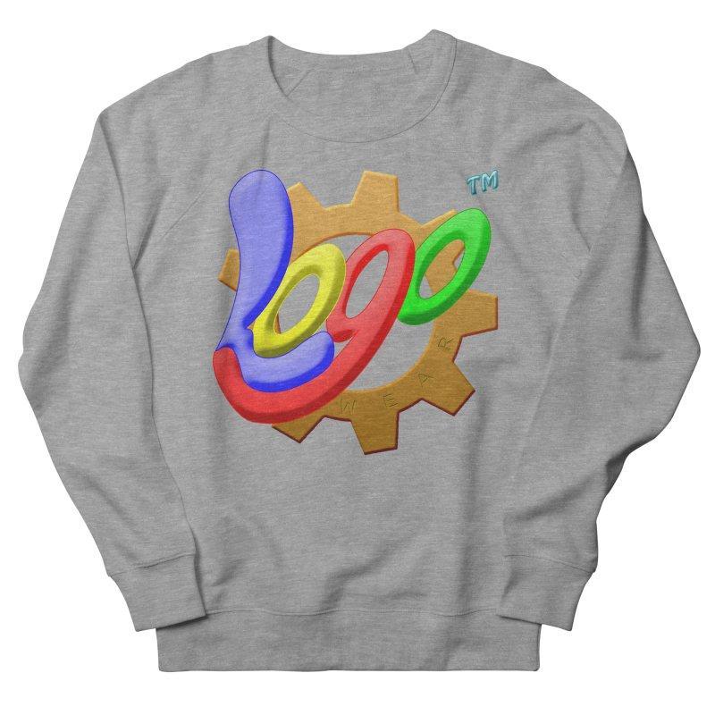 Logo Wear TM - for Wear & Gear Men's French Terry Sweatshirt by Logo Gear & Logo Wear