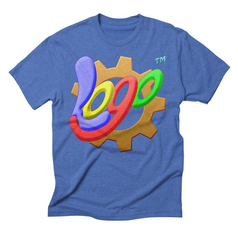 Logo Wear TM - for Wear & Gear Men's T-Shirt by Logo Gear & Logo Wear